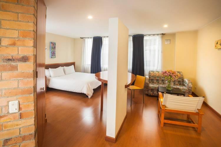 Apartment 54 con 4 home & happy bogotá