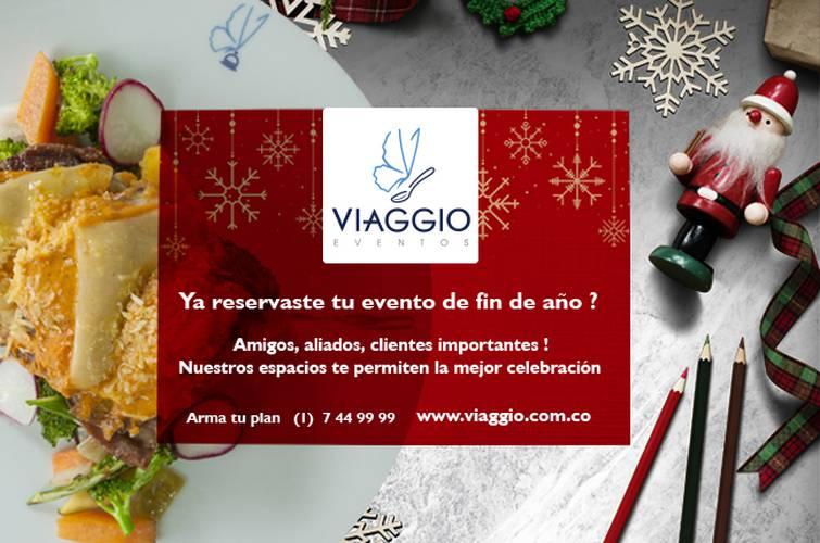 Brunch Navideño Viaggio Apartamentos & Hoteles