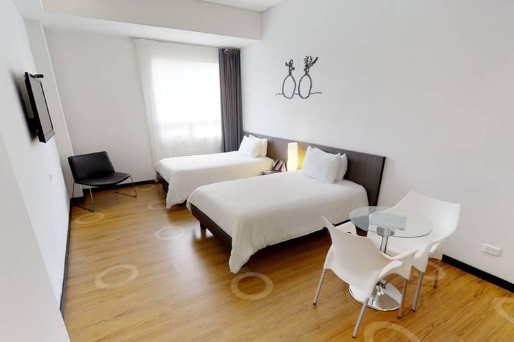 Room viaggio 617 hotel bogotá
