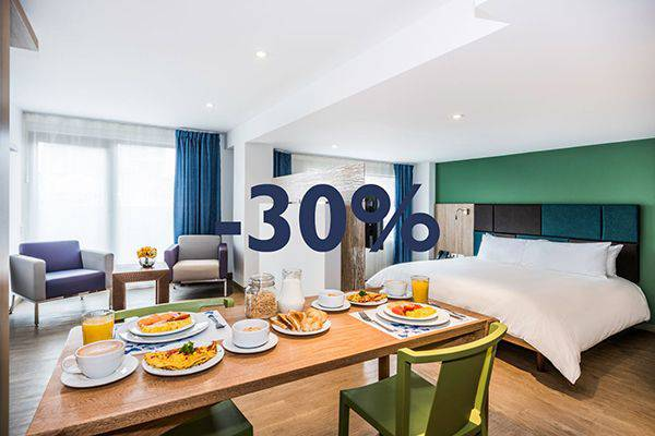 Enjoy your holidays with 30% of discount! Viaggio Apartaments & Hotels