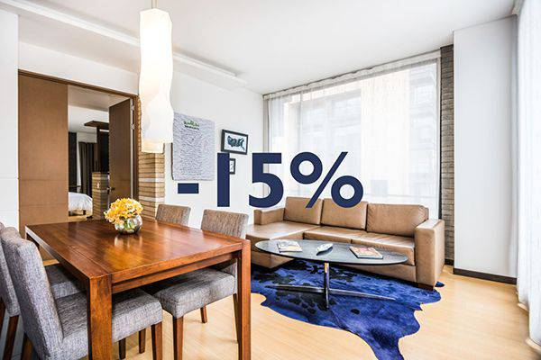 Book now and get a discount! viaggio nueve trez hotel bogotá